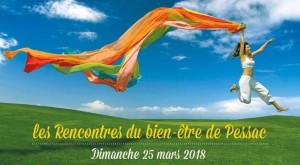 Les Rencontres du bien être de Pessac dimanche 25 mars 2018
